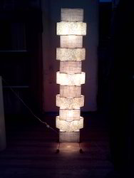 Twist Segment Lamp