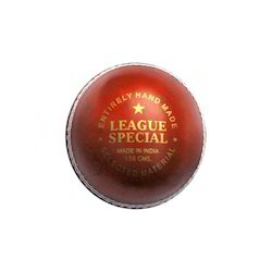 Vegetable Tanned Cricket Ball, Shape: Round