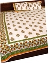 Hand Block Printed Bed Spread