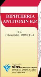Diphtheria Antitoxin 10000