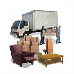 Commercial Goods Moving Service