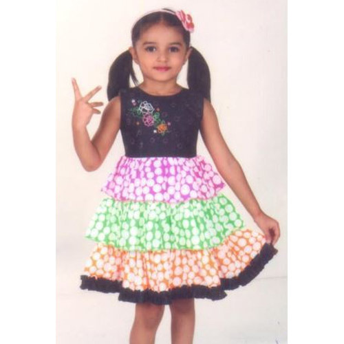 bfb2f1eeb216 Girls Summer Designs Frocks - Pure Cotton Summer Frock Manufacturer ...