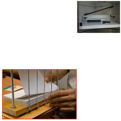 Paper Cutter For Bookbinding