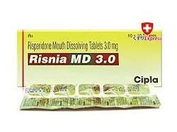 Risnia-2 Mg Tablets