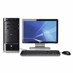 HP Desktop Computer, Memory Size (RAM): 8 GB