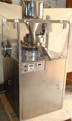 Single Sided Rotary Tablet Machine