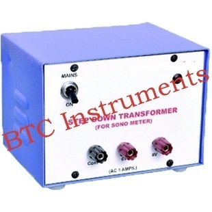 Step Down Transformer For Sonometer Experiments