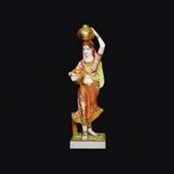 Marble Lady Statues
