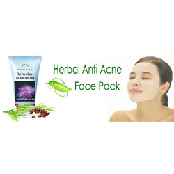Herbal Anti Acne Face Pack