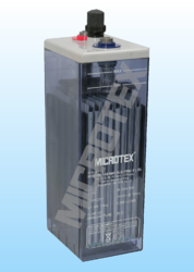 Microtex Hard Plastic OPZS Cells, Capacity : 200 Ah