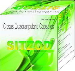Cissus Quadrangularis Capsules
