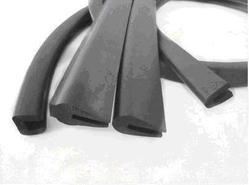 Solid Rubber Extruded Products