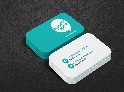 visiting card design online