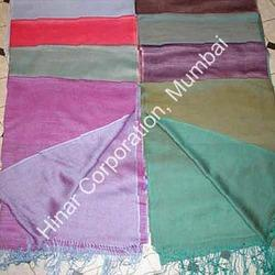 Reversible Pashmina Shawls - Two Tone