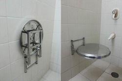 Folding Shower Seat | Jash Enterprise | Manufacturer in Andheri ...