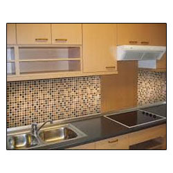 Kitchen Tiles In India patchwork kitchen tiles | shree guru krupa associates