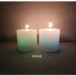 2.5X2.5 Inch LED Candle
