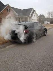 Car Burning Oil The Car Database