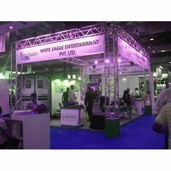 Exhibit Booth Display Truss