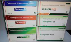 Antiemetic and Anti Ulcerants Tablets