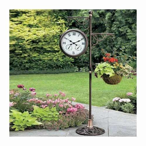 Hanging Garden Clock