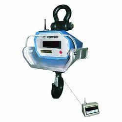 Heat Insulating Shield & Wireless Indicator Crane Scale