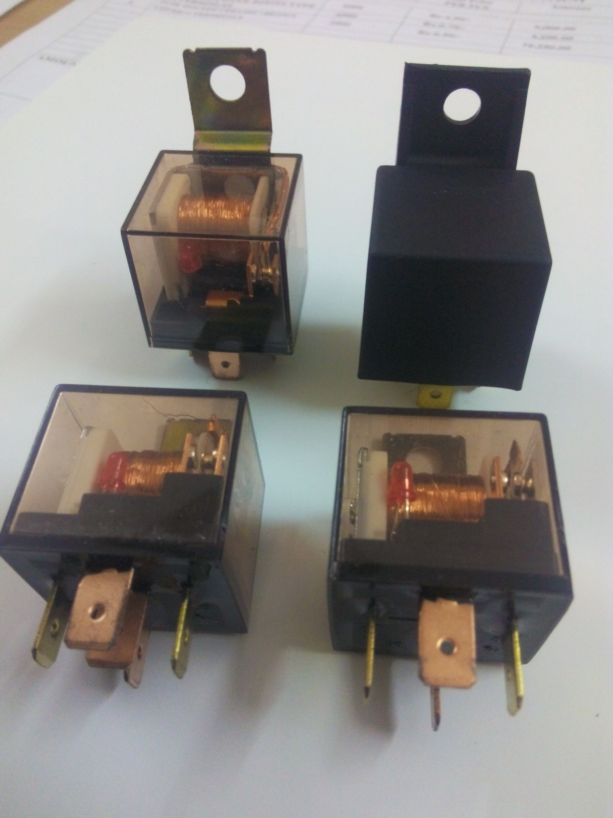 Auto Electrical Parts Scotch Lock Connector Manufacturer From Delhi Wiring Harness Manufacturers