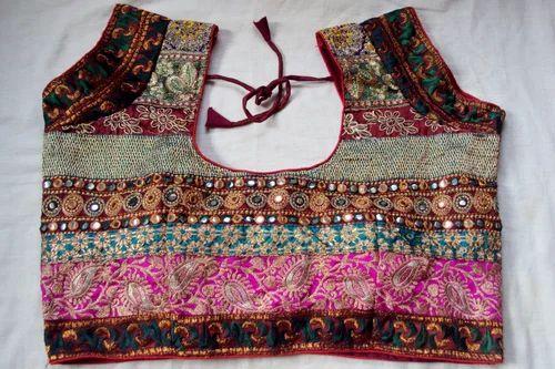 Readymade Designer Blouse Ladies Dresses Apparels Clothings