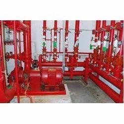 Fire Pump Installation System