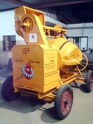 Hopper Concrete Mixer For Construction Sites