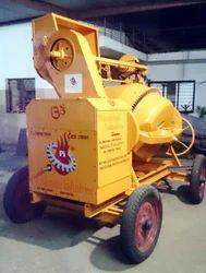 Hopper Concrete Mixer for Construction Sites