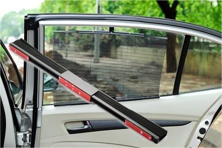 Car Accessories - Car Door Visor Exporter from Delhi