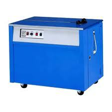 Single Phase Electric Semi Automatic Box Strapping Machines, Capacity: Geartek, 240