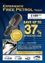 Fuel Saver Panther Plus SAVES UP TO 37%