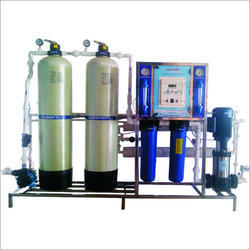 RO 2000 LPH Mineral Water Plant
