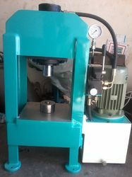 Gold And Silver Coin Making Machine
