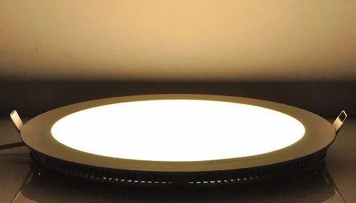Round Flat Panel Led Light Led Panel Lights Bawana