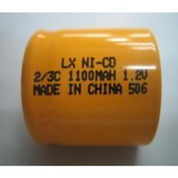 Industrial Battery (2/3c) Nimh 1.2v Rechargeable Battery