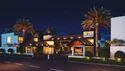Kevalam Valley Resort Elegant Entrance (night View)