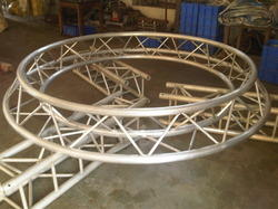 Aluminum Alloy Circular Truss