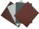 Waterproof Abrasive Sheet