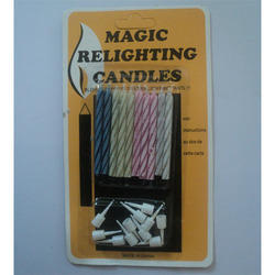 Magic Relightig Candle
