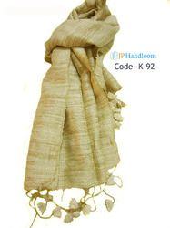 Eri Silk Mix Muga Silk Stole