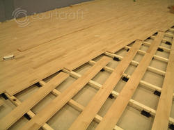 Hard Wood Maple Flooring
