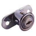 Sliding Push Lock