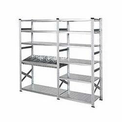 Stainless Steel Storage Racks  sc 1 st  IndiaMART & Stainless Steel Storage Racks - View Specifications u0026 Details of ...