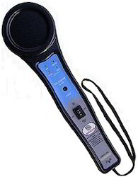 Siddhi Hand Held Metal Detector, 250gms, Model Name/Number: AV100