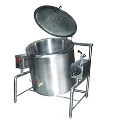 Steam Bulk Cooker