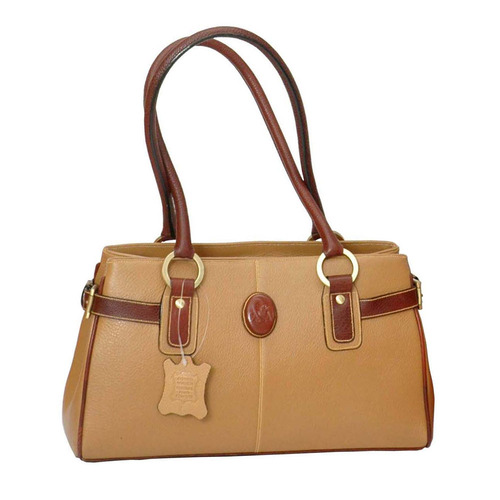 Leather Handbags - Patchwork Leather Handbag Exporter from Chennai