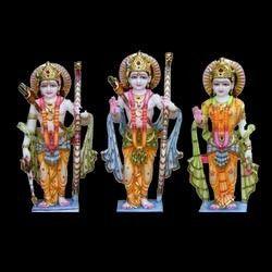 Shri Ram Darbar Statues